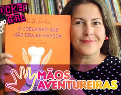 Mãos Aventureiras | Canal conta histórias infantis em libras