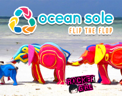 Conheça o Ocean Sole - projeto que transforma chinelos em obras de arte