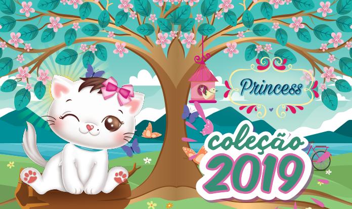 Conheçam a coleção 2019 Princess para Cadersil