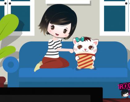 Animações fofinhas para assistir no final de semana