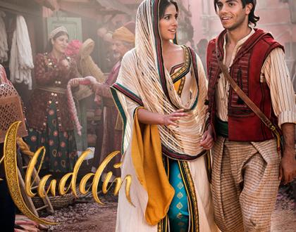 Saiu o trailer de Aladdin